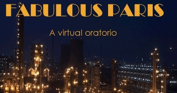 Fabulous Paris virtual oratorio CD cover